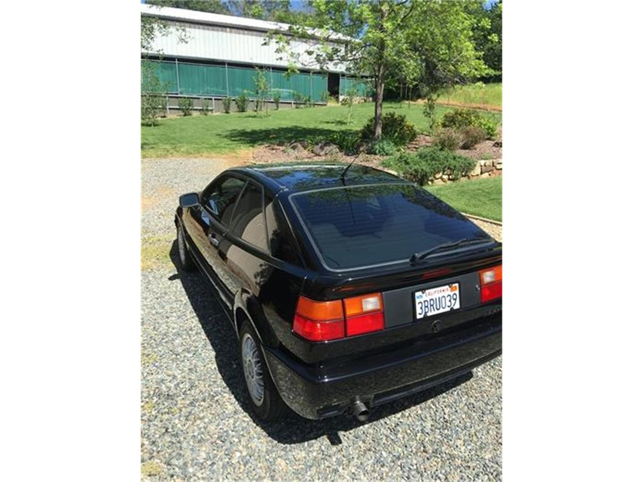 Large Picture of '92 Volkswagen Corrado located in California Offered by a Private Seller - NG5E