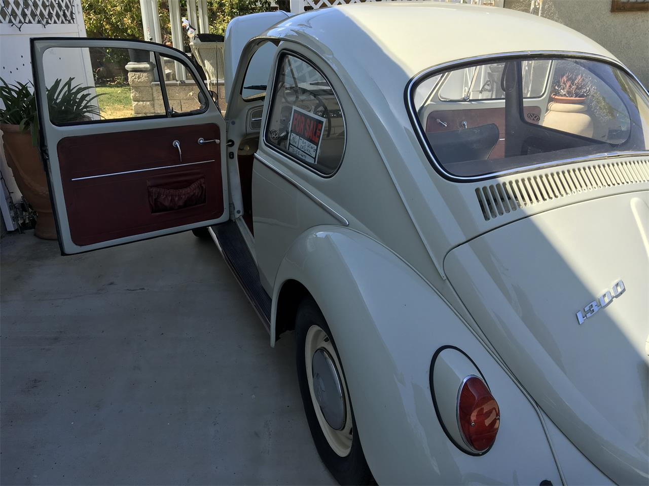 Large Picture of 1966 Beetle - NG5F