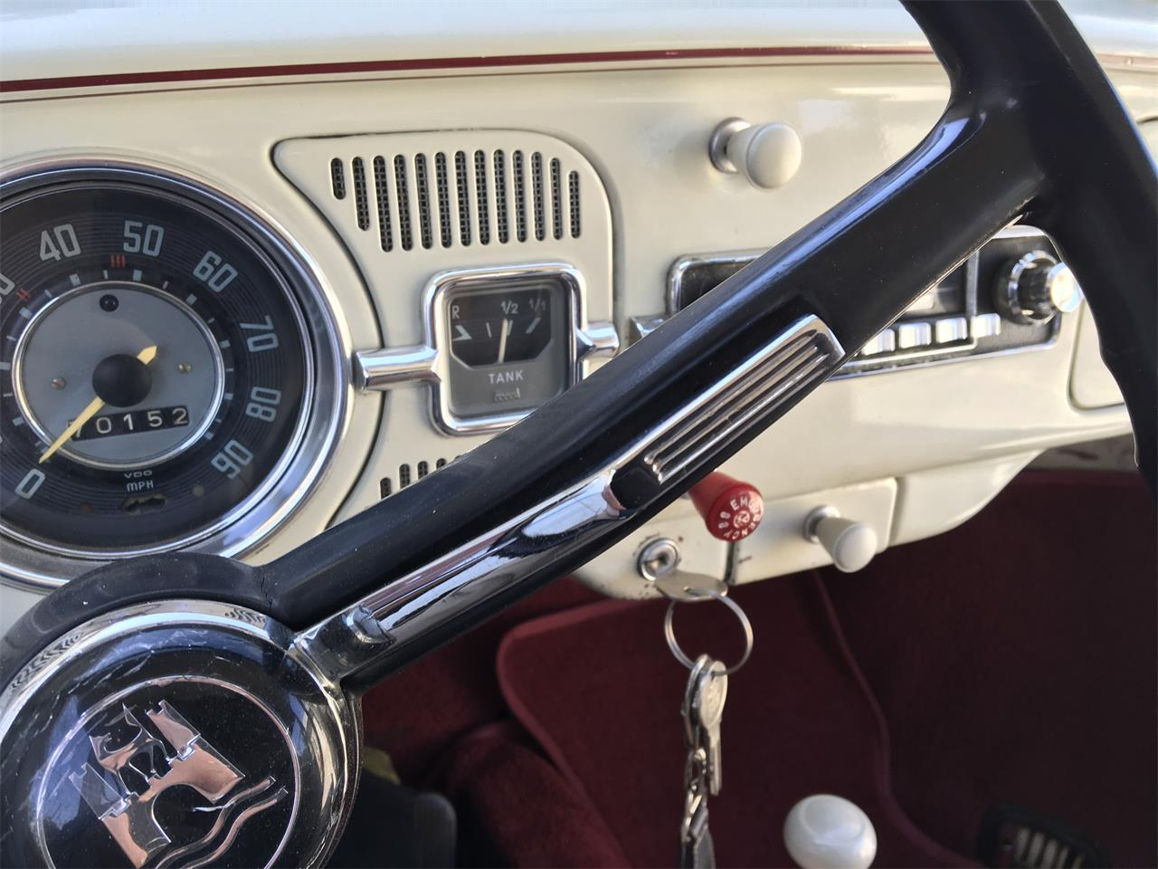 Large Picture of Classic 1966 Volkswagen Beetle - NG5F