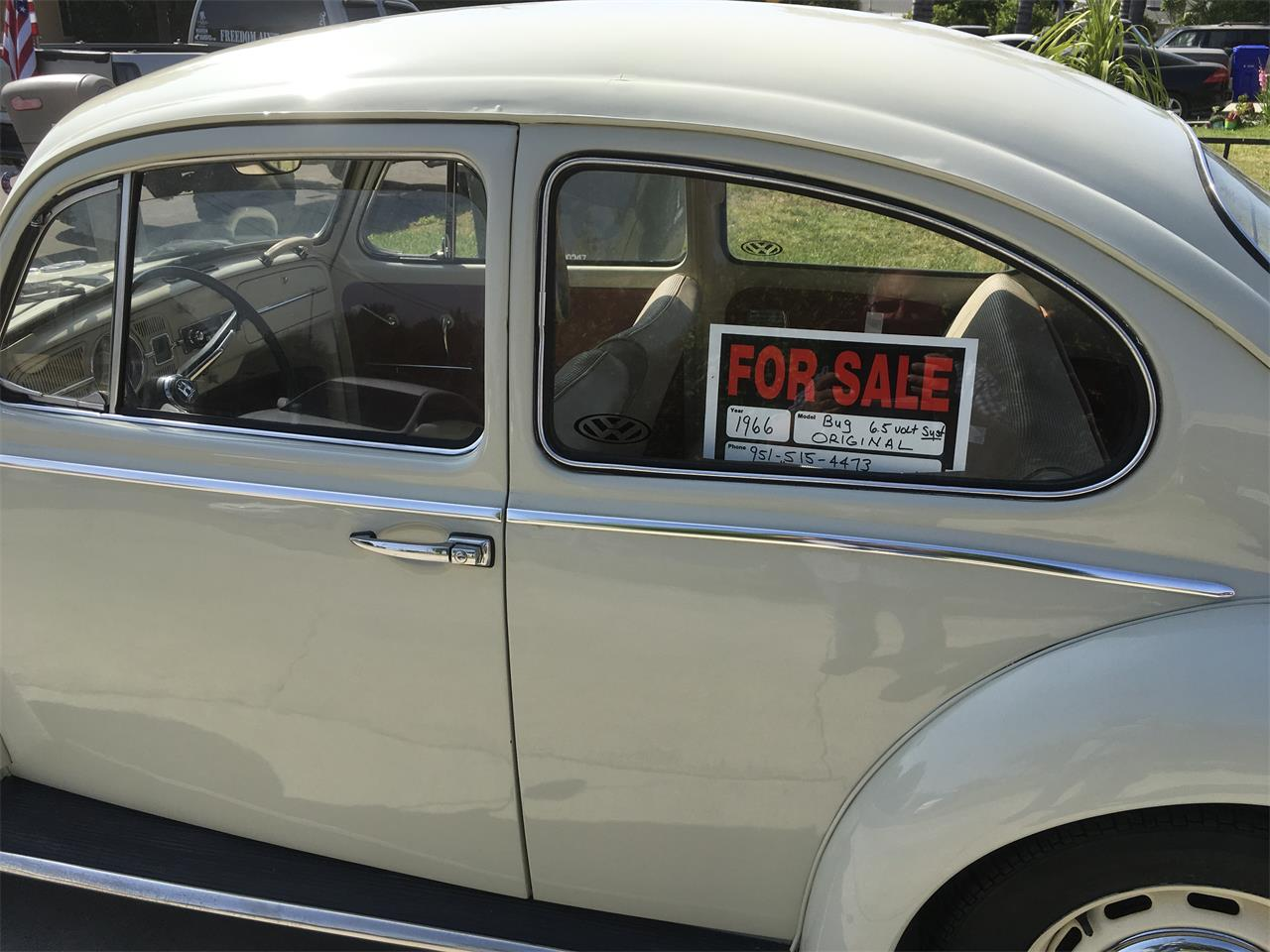 Large Picture of 1966 Beetle located in Riverside California Offered by a Private Seller - NG5F