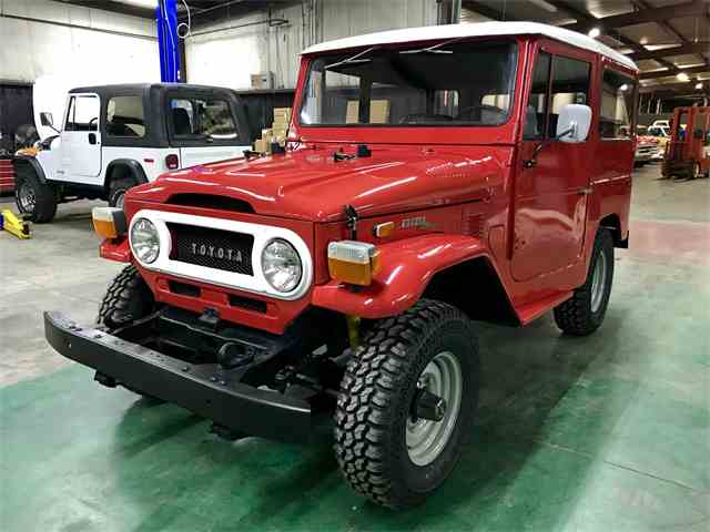 Picture of '73 Land Cruiser FJ - NG5K
