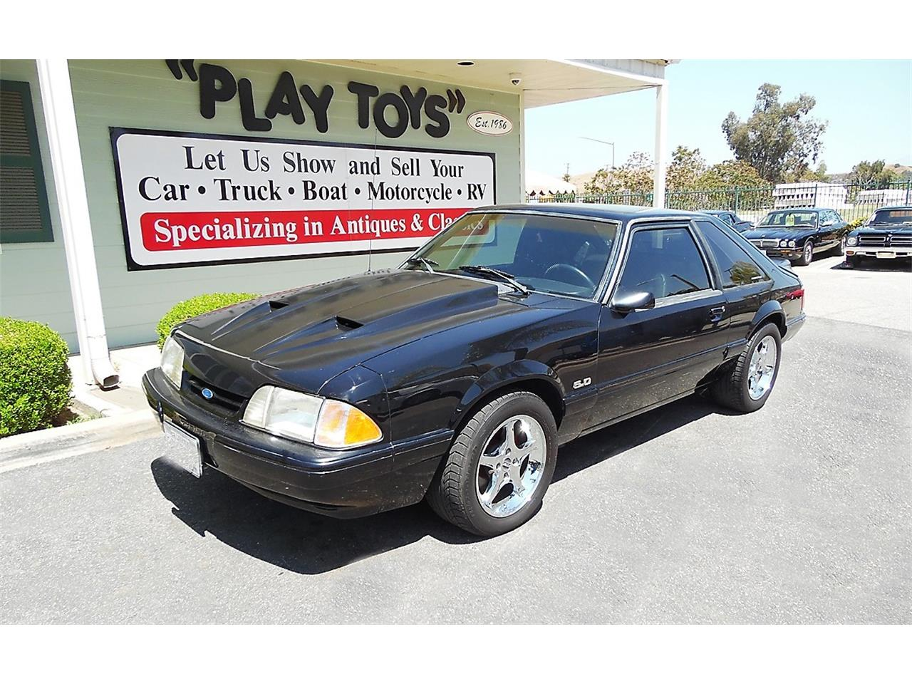 For sale 1992 ford mustang in redlands california