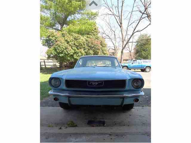 Picture of '66 Mustang - NG5Z
