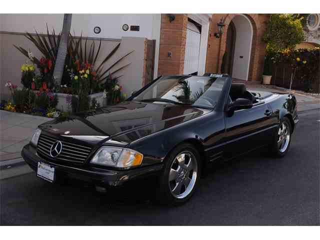 Picture of 1999 SL500 located in California - NG60