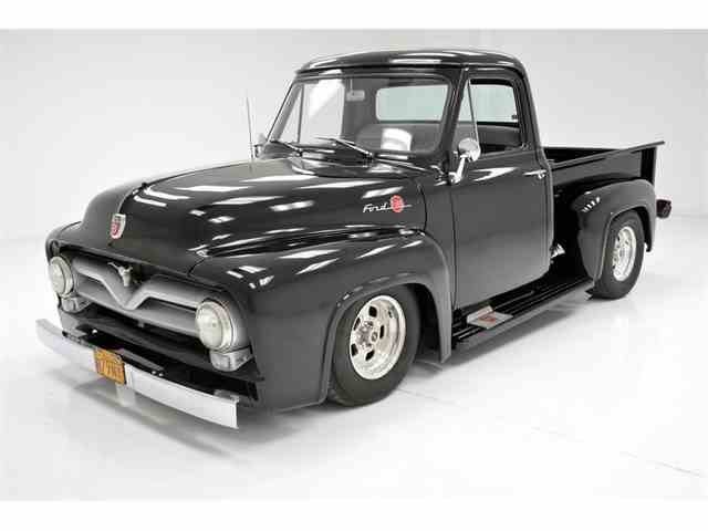 Picture of '55 F100 - NG6A