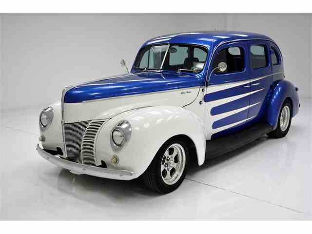 Picture of 1940 Sedan Offered by  - NG6F