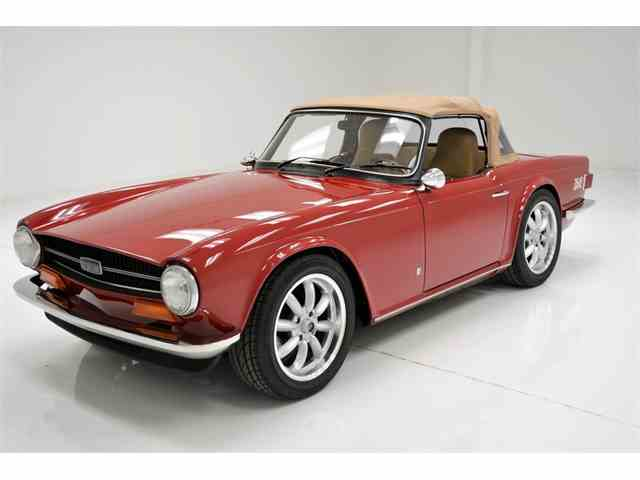 Picture of '73 TR6 - NG6J