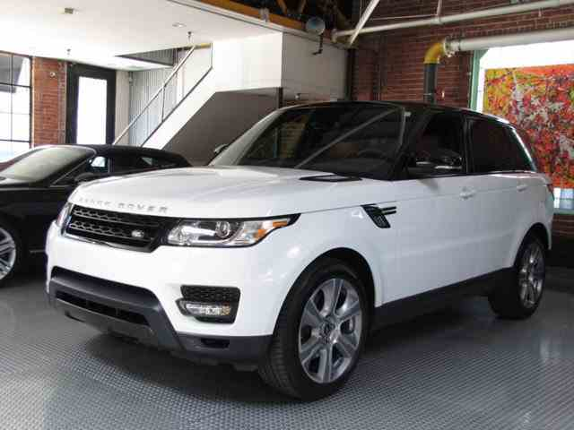 Picture of '15 Range Rover Sport - NDD2