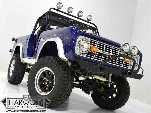 Picture of '69 Bronco - NG6N
