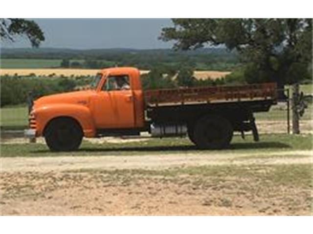 1949 Chevrolet Dump Truck