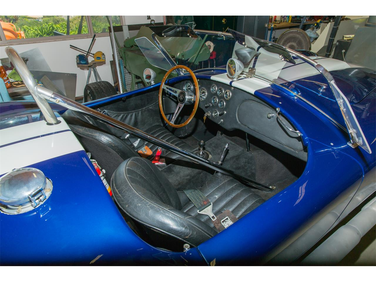 Large Picture of Classic 1964 Shelby Cobra Auction Vehicle Offered by a Private Seller - NG6U