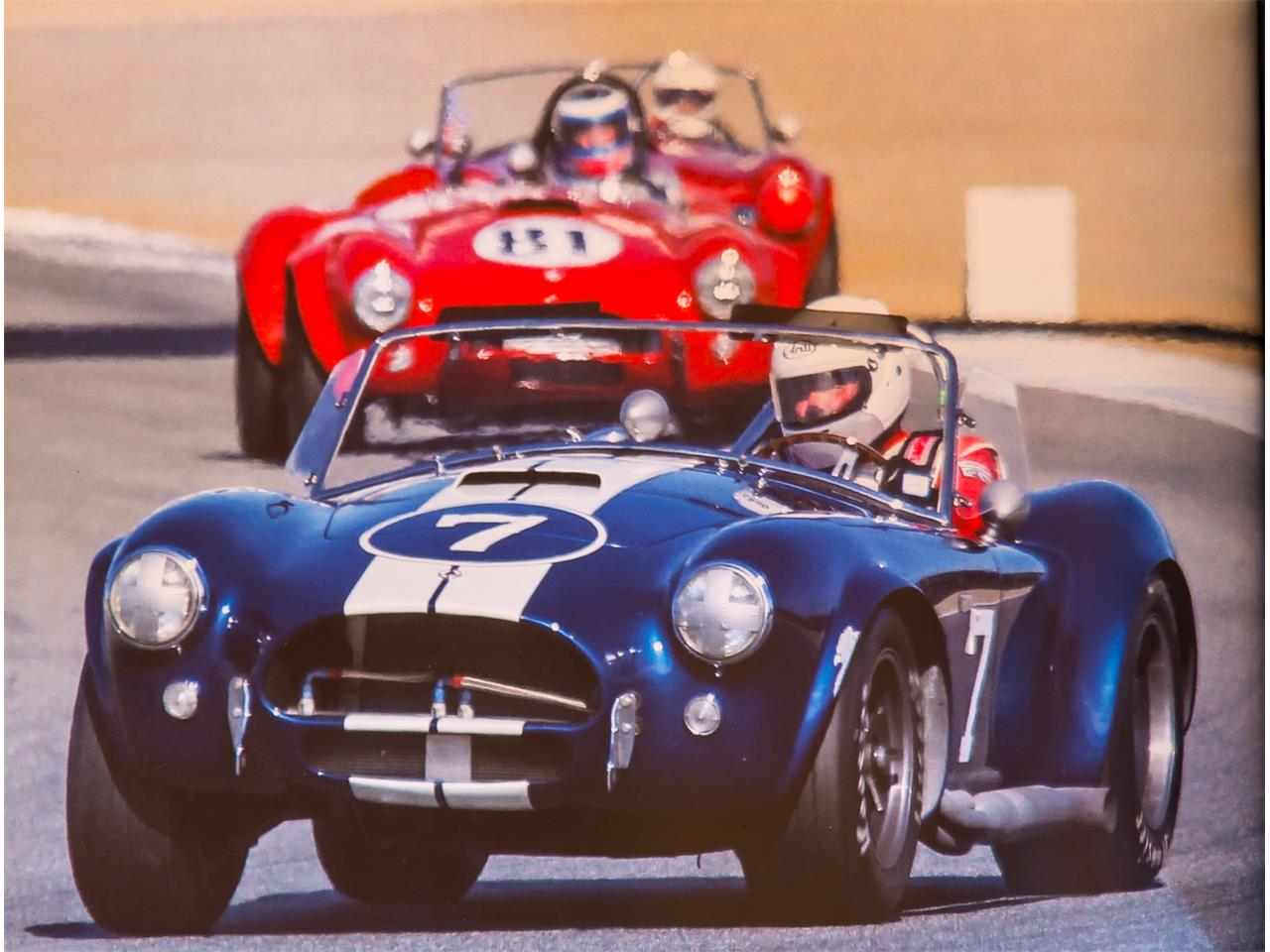 Large Picture of Classic 1964 Shelby Cobra located in California Auction Vehicle Offered by a Private Seller - NG6U
