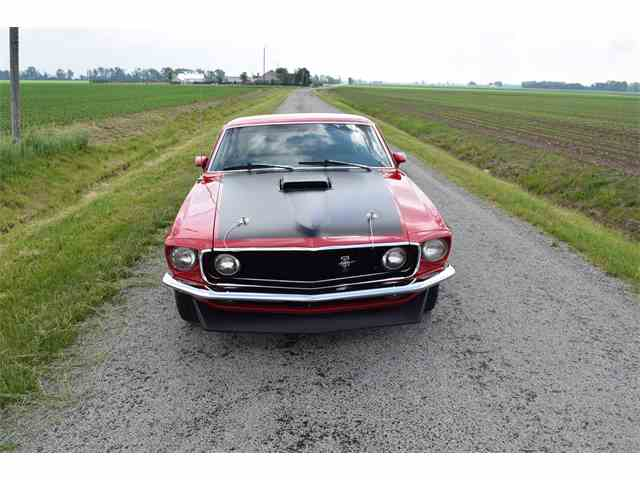 Picture of '69 Mustang - NG72