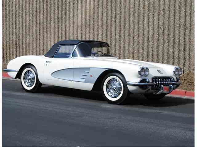 Picture of 1959 Chevrolet Corvette located in Costa Mesa California - $69,000.00 - NG73