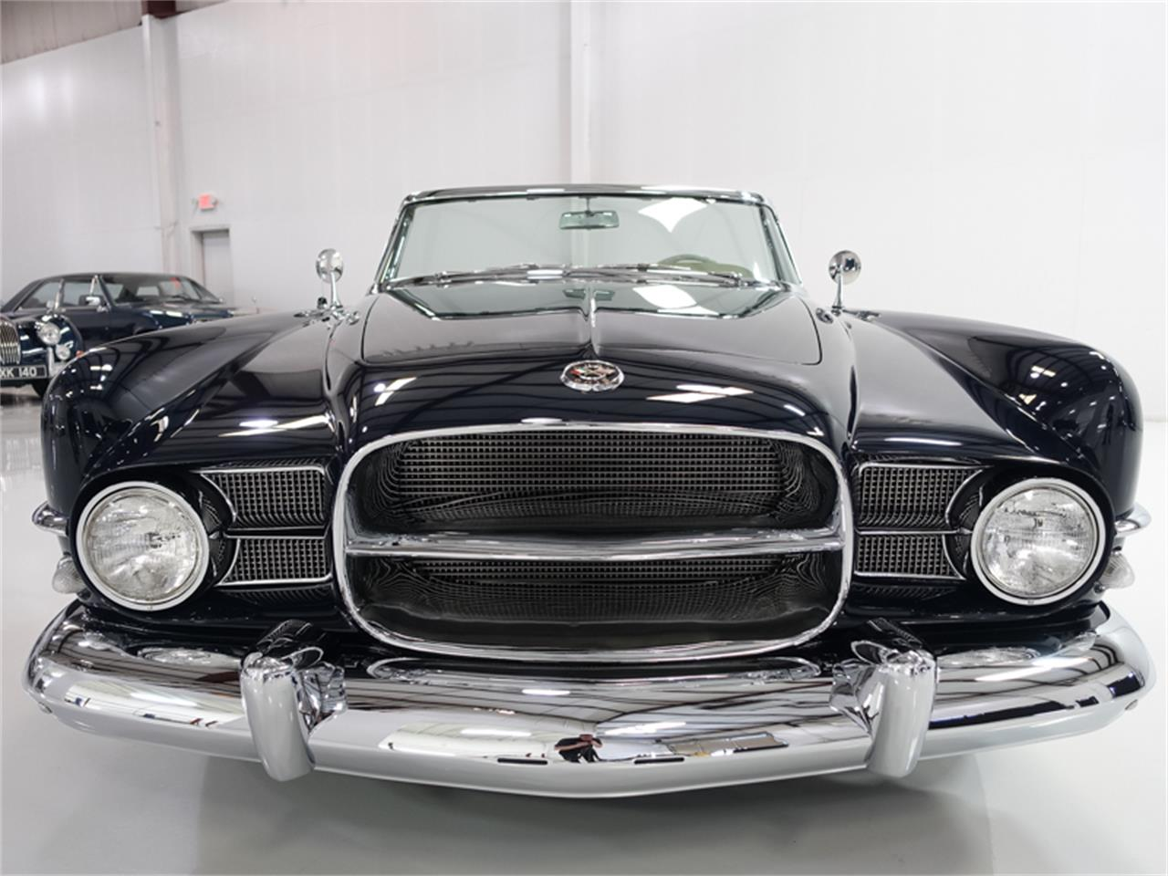 Large Picture of '58 Convertible - NG7B