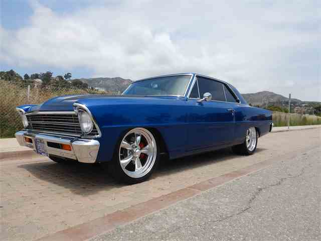 Picture of Classic 1967 Nova II SS located in California - $119,000.00 - NG7C