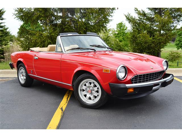 Picture of '82 Spider - NG7E