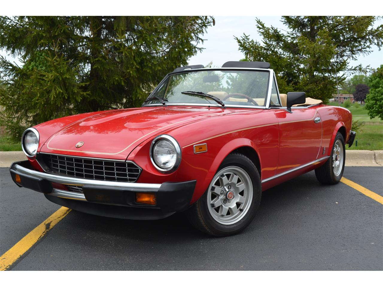 Large Picture of '82 Spider Offered by Roadster Salon - NG7E