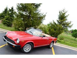 Picture of 1982 Fiat Spider Offered by Roadster Salon - NG7E