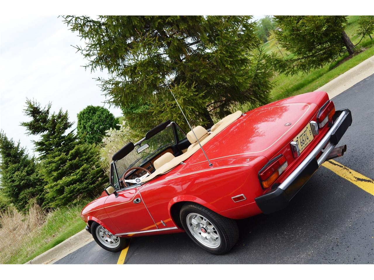 Large Picture of 1982 Fiat Spider located in Illinois - $25,995.00 - NG7E
