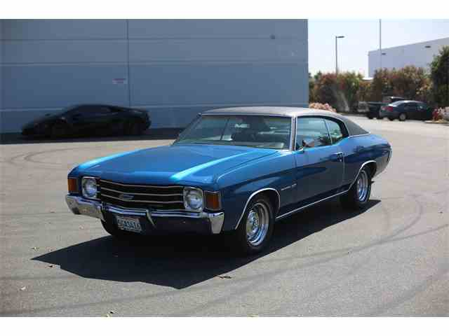 Picture of '72 Chevelle Malibu - NG7L