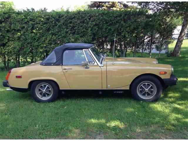 Picture of '75 MG Midget - NG7N