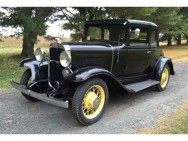 Picture of '31 Chevrolet 5-Window Coupe located in West Virginia - $18,500.00 - NG7O