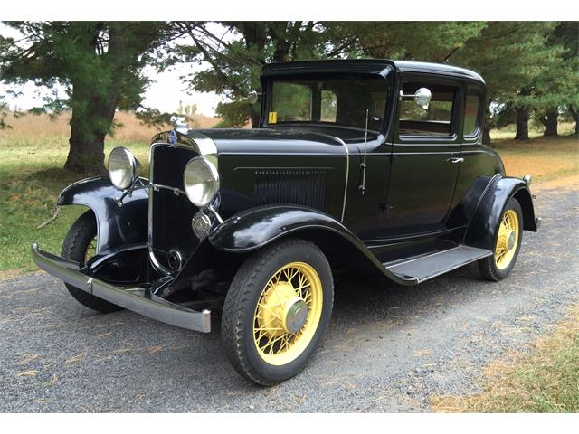 Picture of '31 5-Window Coupe - NG7O