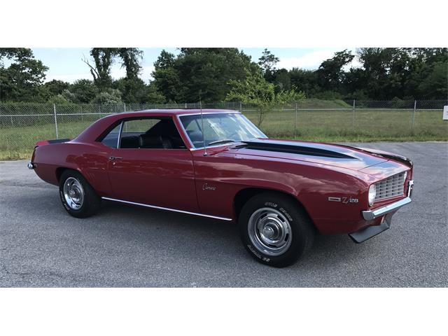 Picture of '69 Camaro Z28 - NG7P