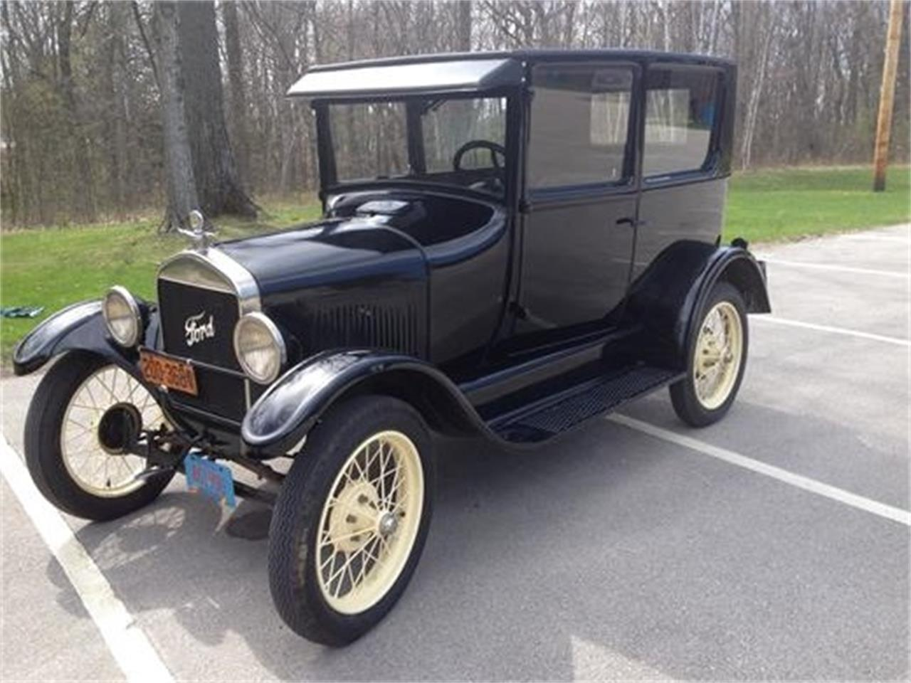 1927 ford model t for sale cc 1094106. Black Bedroom Furniture Sets. Home Design Ideas