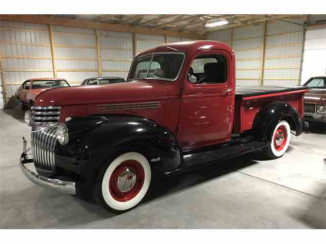 Picture of 1946 Chevrolet Pickup - NG7V
