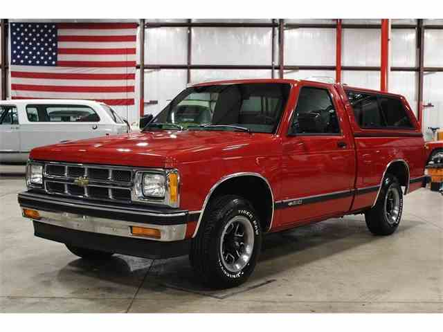 Picture of '93 S10 - NG7X