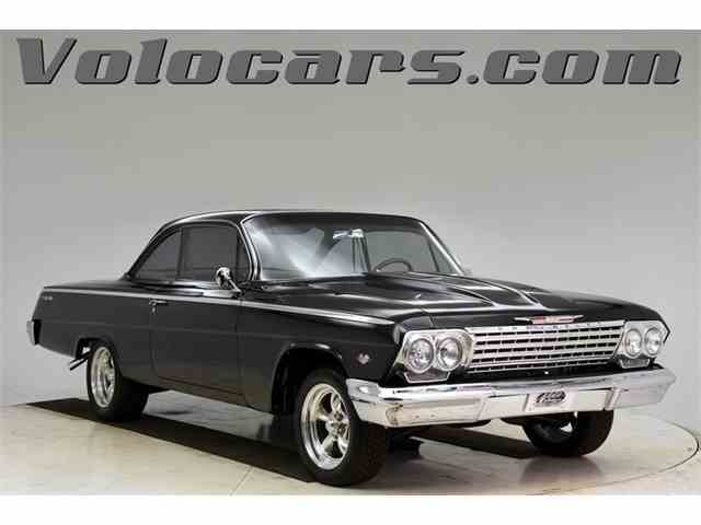 Picture of 1962 Chevrolet Bel Air - NG82