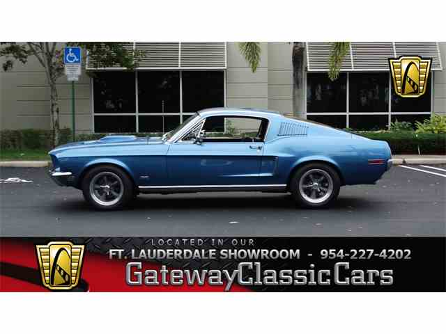 Picture of '68 Mustang - NG85