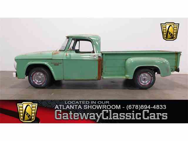 Picture of '66 D100 - NG8A
