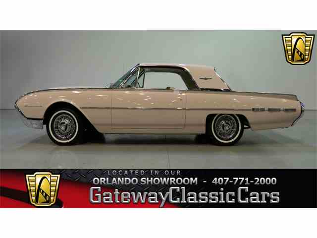 Picture of Classic 1962 Ford Thunderbird - $58,000.00 - NG8E