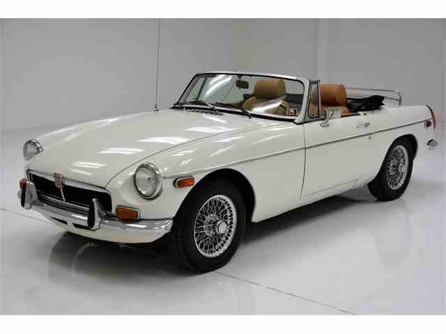 Picture of '73 MGB - NG8K