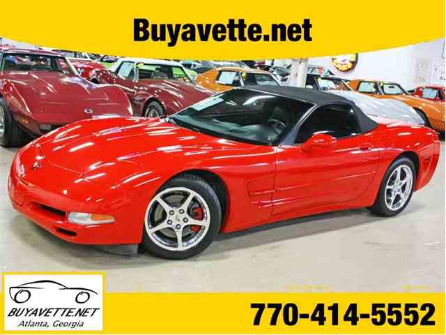 Picture of '04 Corvette - NG8S