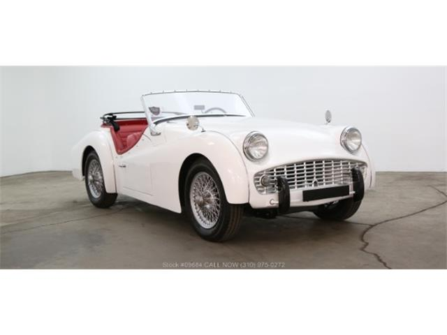 Picture of '59 TR3 - NG8U