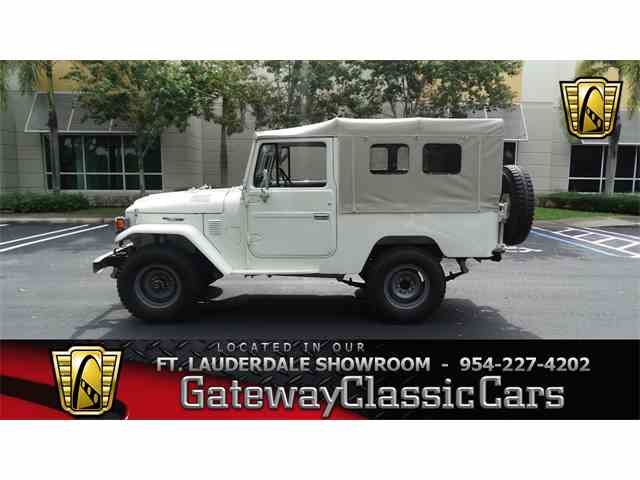Picture of '81 Land Cruiser FJ - NG8X