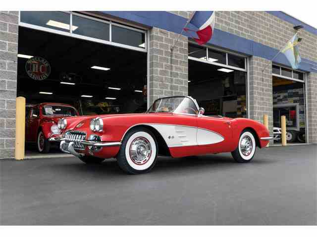 Picture of '59 Corvette - NG92