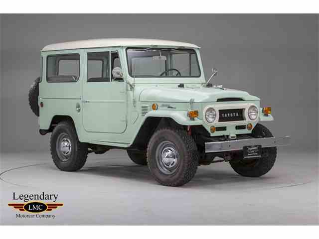 Picture of '69 Land Cruiser FJ - NG9E