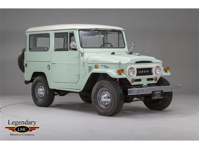 Picture of 1969 Toyota Land Cruiser FJ - $33,900.00 Offered by  - NG9E
