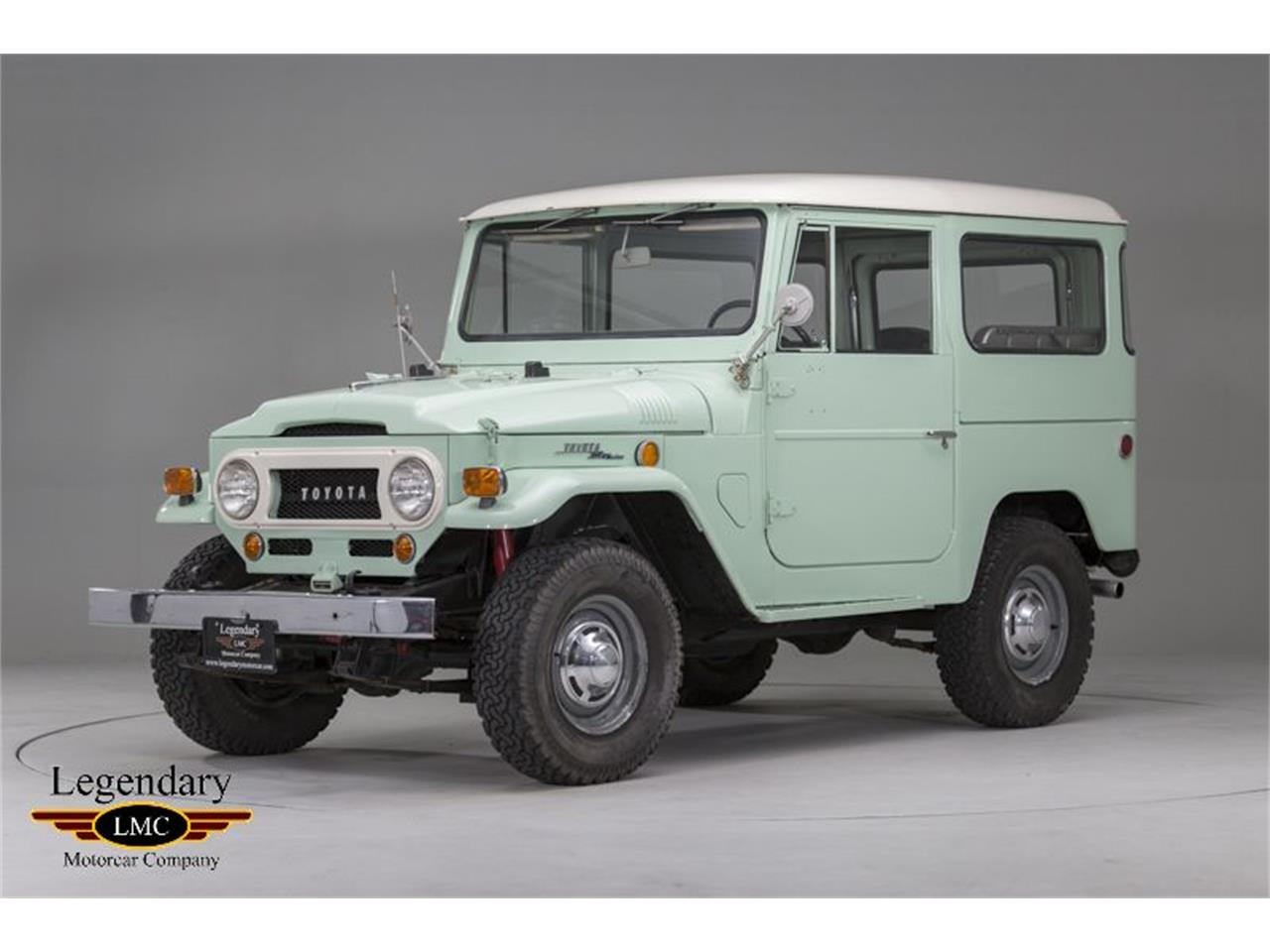 1969 Toyota Land Cruiser Fj For Sale Cc 1094162 1960s 4 Door Large Picture Of 69 Ng9e