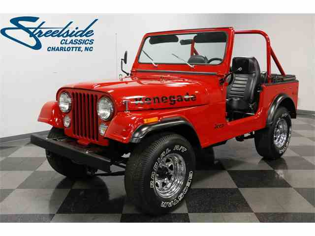 Picture of '78 CJ7 - NG9K