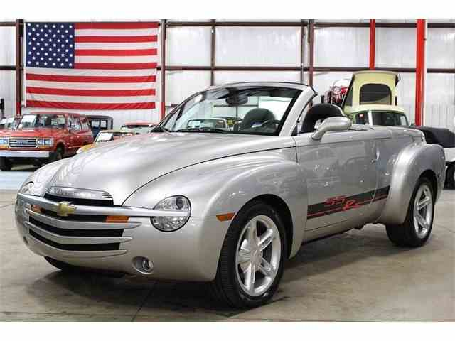 Picture of 2004 Chevrolet SSR located in Michigan Offered by  - NGA7