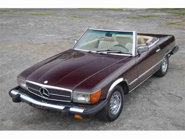 Picture of '78 Mercedes-Benz 450SL Offered by  - NGAG