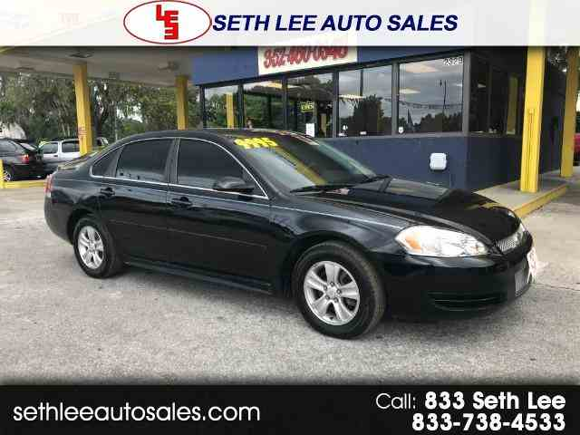 Picture of 2012 Chevrolet Impala Offered by  - NDDH