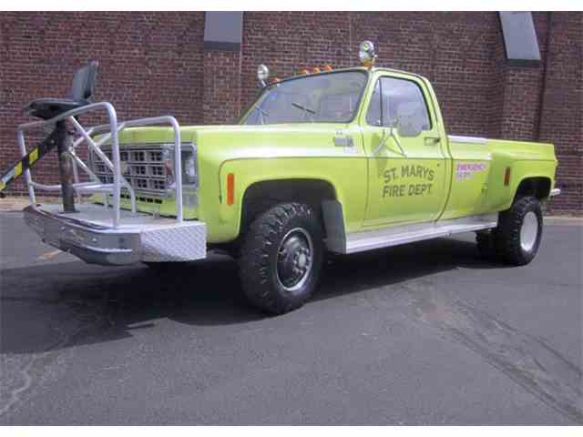 Picture of '77 K30 Fire Truck - NGB8