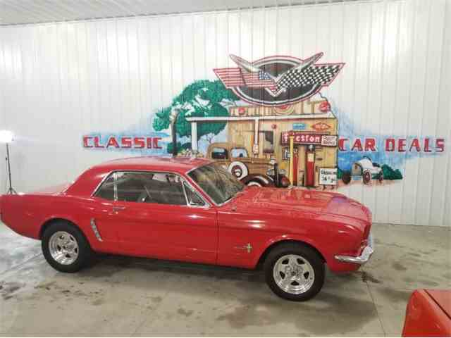 Picture of '65 Mustang - NGBV